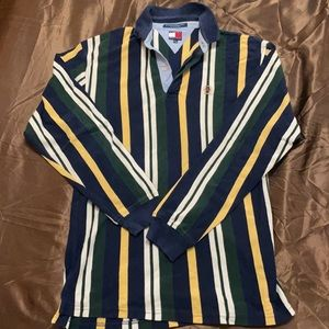 Tommy Hilfiger - Vintage Polo Long Sleeve - M